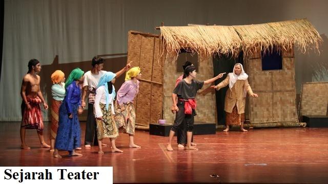 Sejarah Teater
