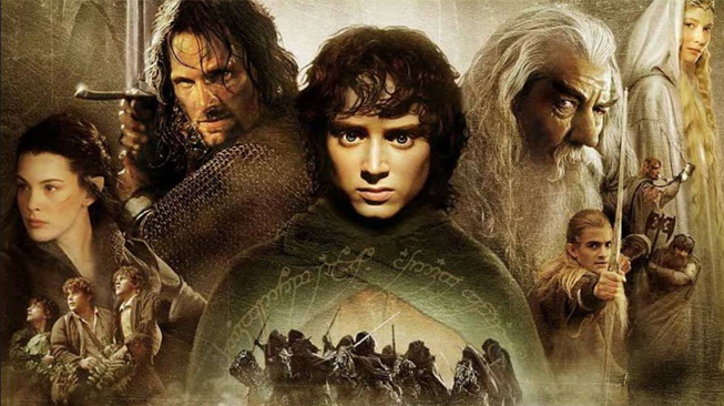 Trilogi The Lord Of The Rings